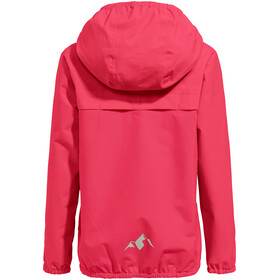 VAUDE Turaco Jacket II Kids, bright pink